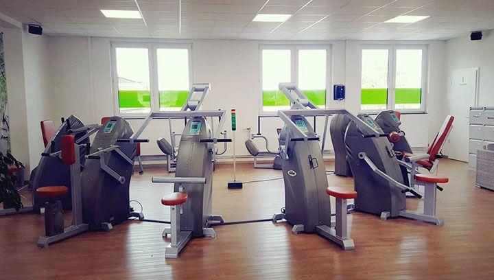 miha Zirkel im AlbFitness Fitnessstudio